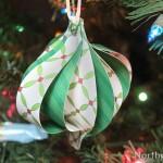 Paper Ornaments: Balloon Shape