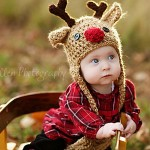 Etsy Item of the Day: Reindeer Hat