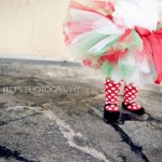Etsy Item of the Day: Christmas Tutu