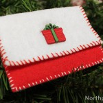 Holly Jolly Gift Card Holder