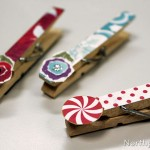 Dressing Up Clothespins
