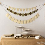 Rustic Circle Bunting