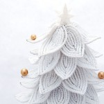 Etsy Item of the Day: White Christmas Tree