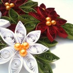 Etsy Item of the Day: Poinsettia Christmas Ornament