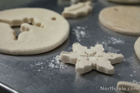 Use cookie cutters to make lots of fun shapes!
