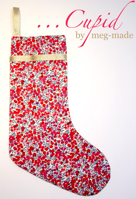 Liberty of London Christmas Stocking