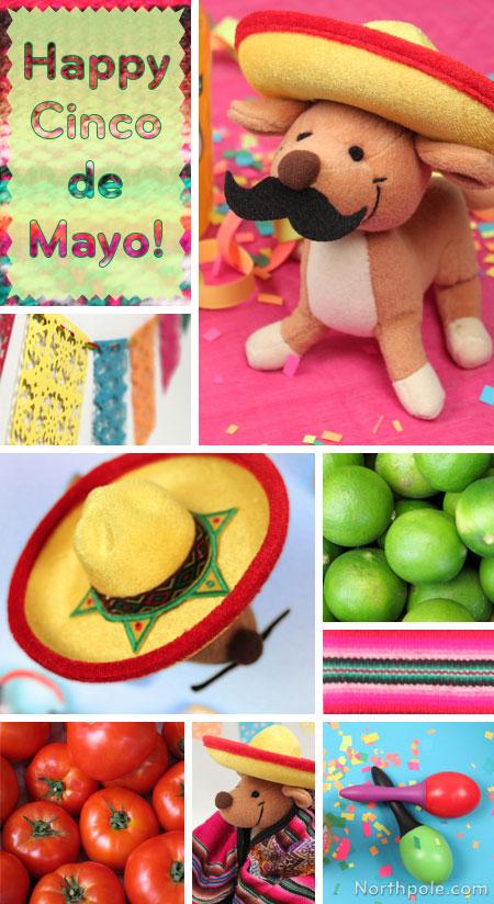 Señor Rayo Celebrates Cinco de Mayo