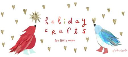 Christmas Crafts for Kids at Anthropologie – Elf Blog