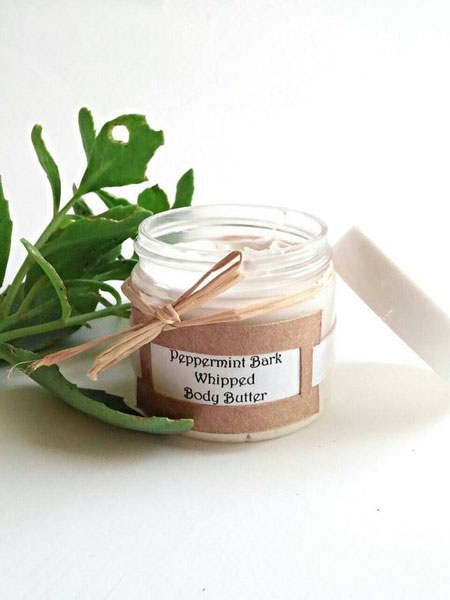 Peppermint Bark Body Butter