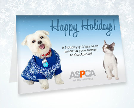 Donate to the ASPCA