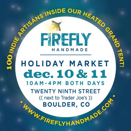 Firefly Handmade Holiday Market