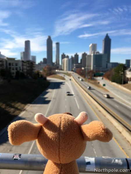 Raymond in Atlanta