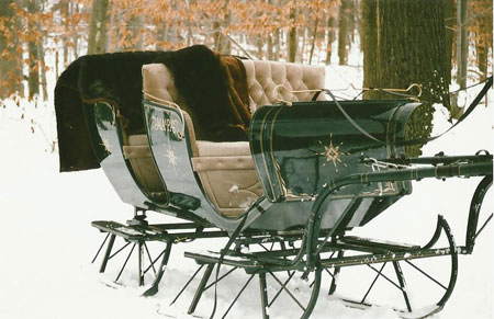 Ma & Pa's Sleigh Rides | Cleveland, Ohio