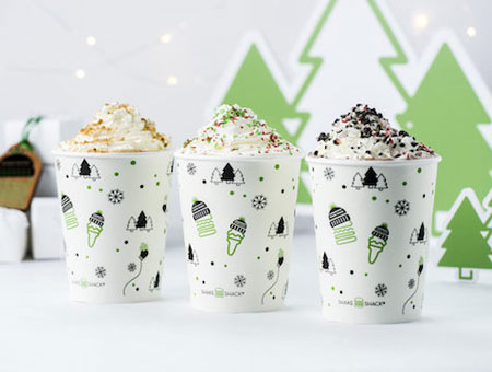 Shake Shack Holiday Trio