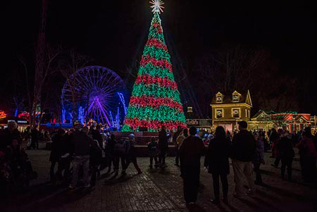 Holiday in the Park • Six Flags Great Adventure • Jackson, New Jersey
