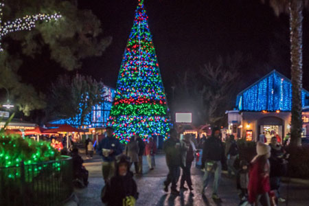 Holiday in the Park • Six Flags Discovery Kingdom • San Francisco/Sacramento, California