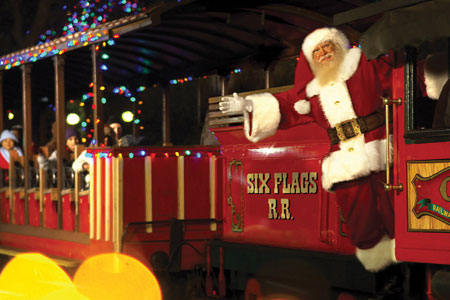 Holiday in the Park • Six Flags St. Louis • St. Louis, Missouri