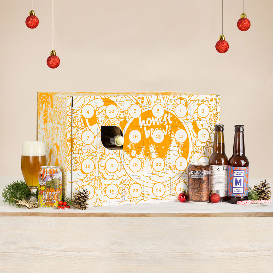 HonestBrew's Craft Beer Advent Calendar