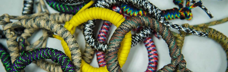 Operation Gratitude: Paracord Bracelets