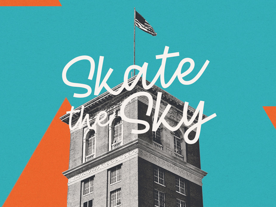 Skate the Sky at Ponce City Market • Atlanta, GA