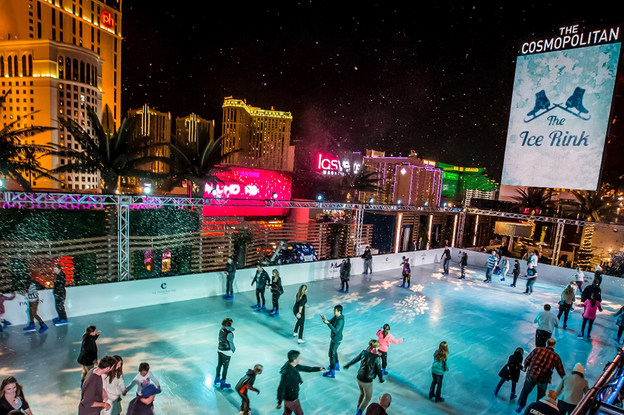 The Rink at The Cosmopolitan • Las Vegas, NV