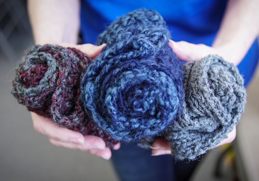 Operation Gratitude: Scarves, Hats, and More
