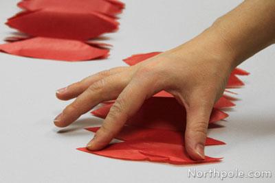 Craft cottage fluffy tissue paper flowers wrap mightylinksfo