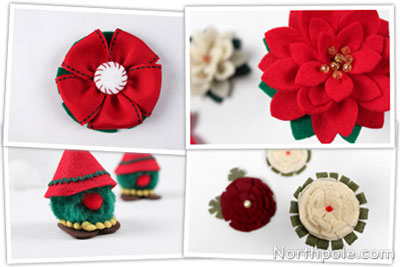Use any appliqués to accessorize your headband!