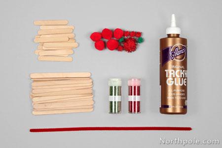 Glue Stick Crafts