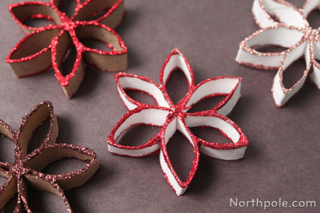 Image Result For Christmas Craft Made From Toilet Paper Roll