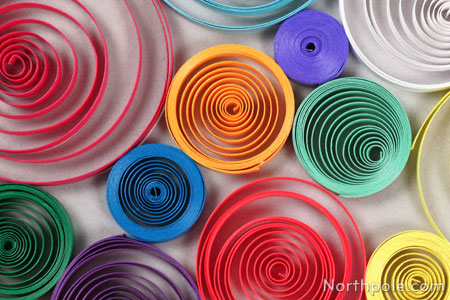 Quilling 101: Loose & Tight Coils