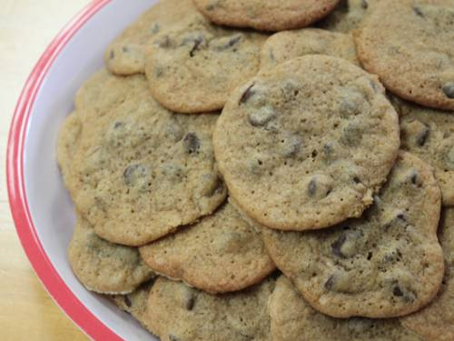 Mrs Claus Cookbook Best Chocolate Chip Cookies In The World