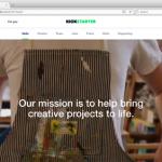 Holiday Kickstarter Campaigns