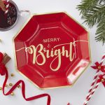 Merry & Bright Party Plates