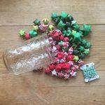 DIY Origami Star Garland Kit