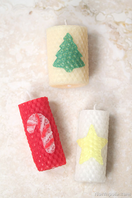 Kid's Craft: Easy Beeswax Candles � Northpole.com Craft Cottage